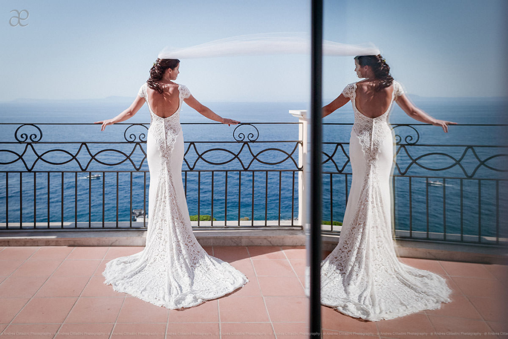 Luxury wedding in Ravello Amalfi Coast