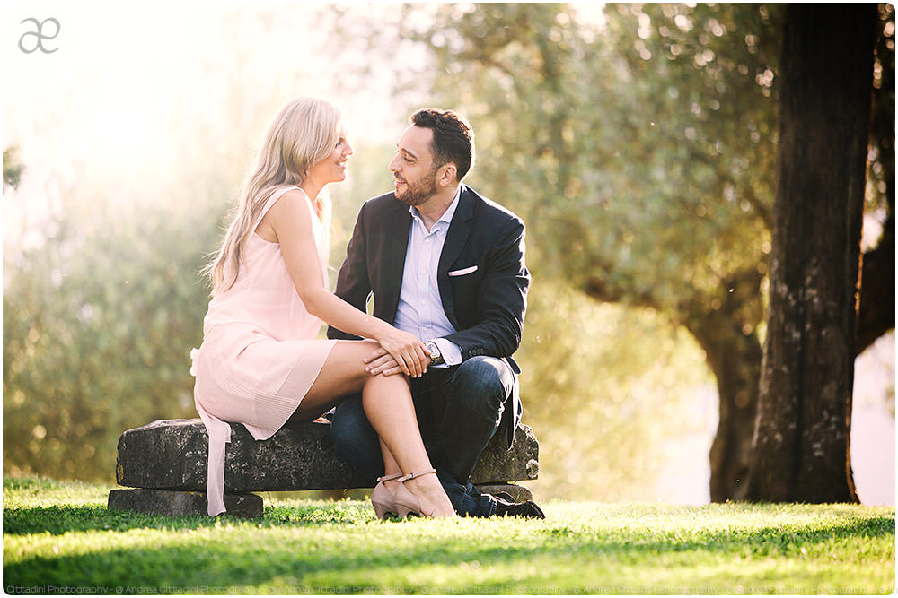 Engagement at Borgo Bastia Creti