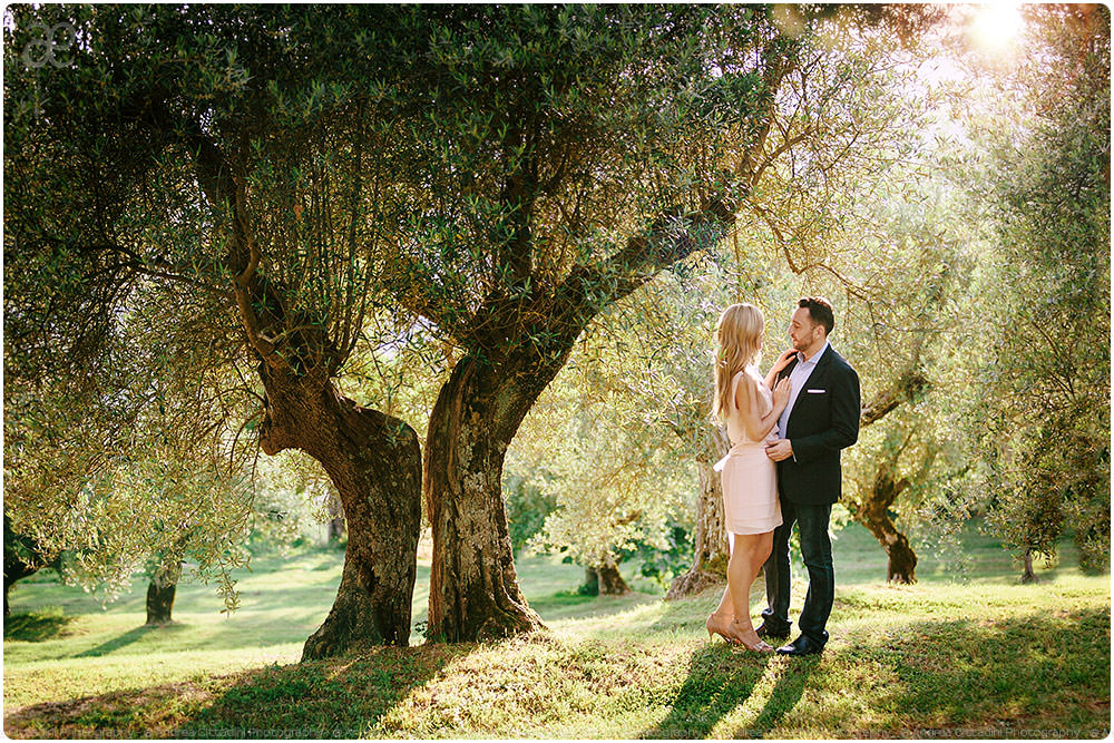 Luxury destination wedding Umbria