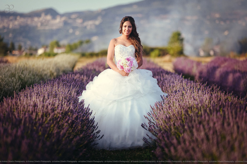 Fairy tale wedding in Umbria