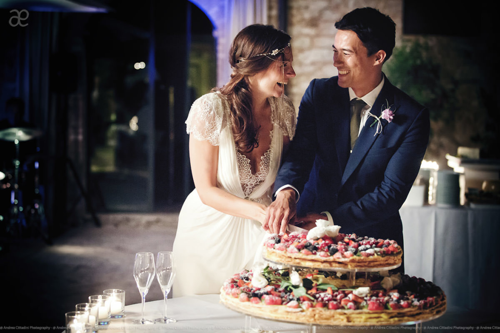 Umbria destination wedding