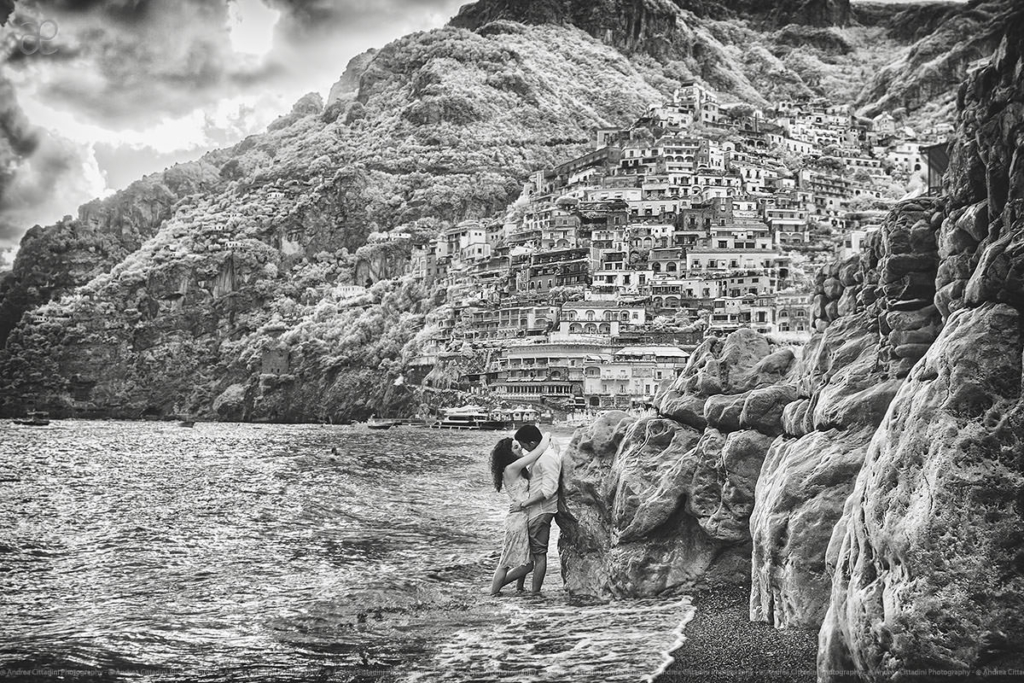 Positano Engagement photographer