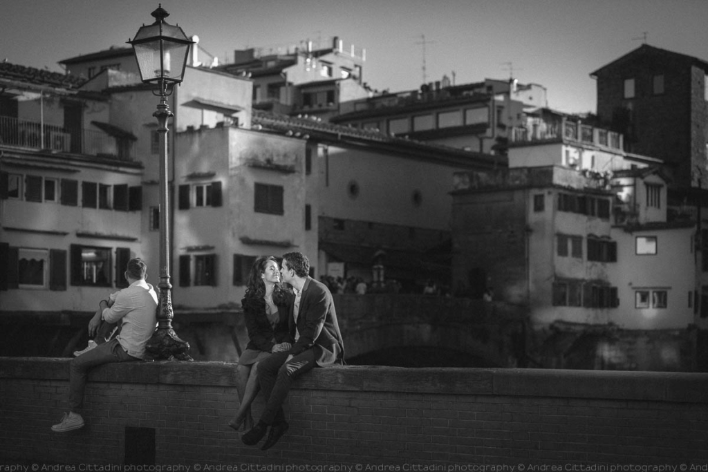 Getting engaged in Florence