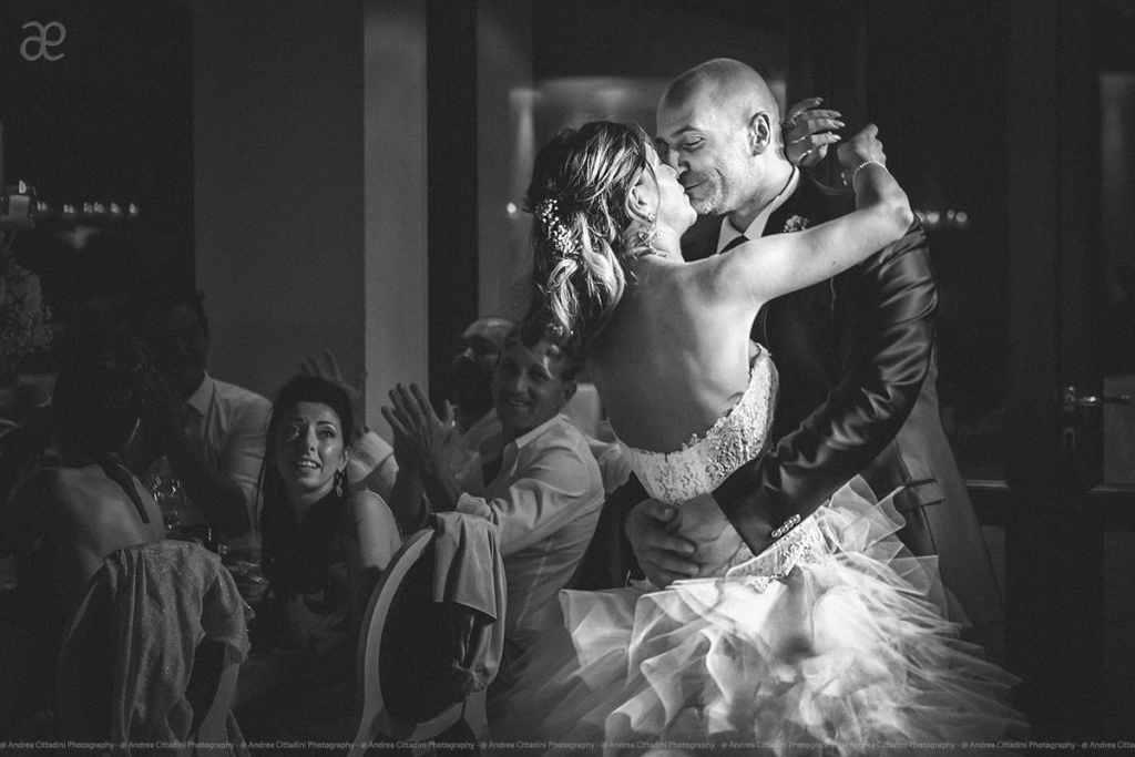 First dance in Umbria