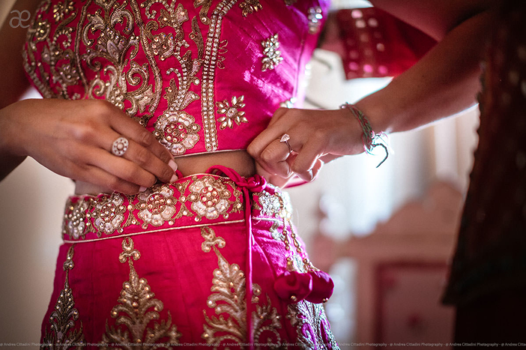 Photographer for indian wedding in Tuscany