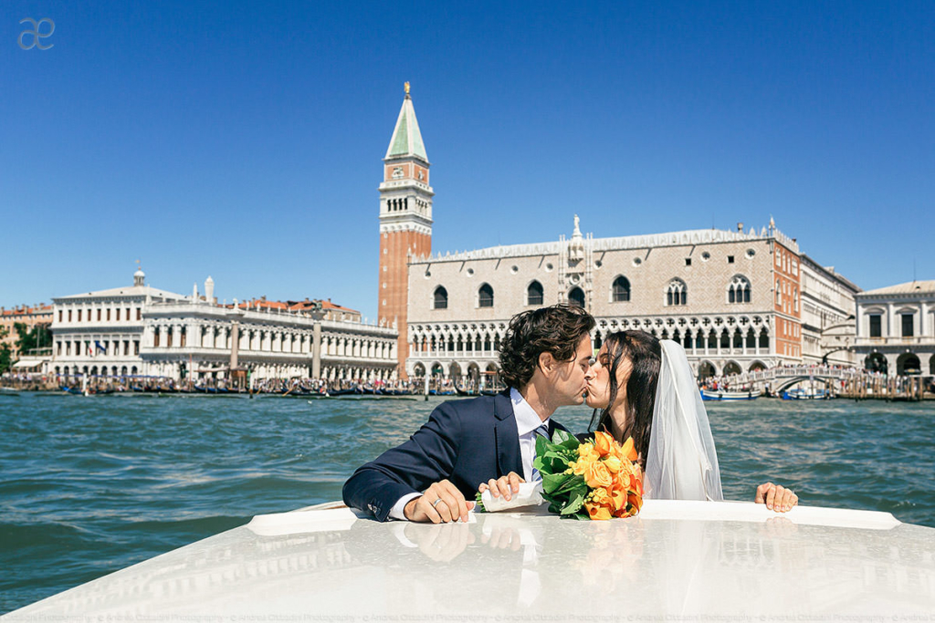 Best wedding photographer in Venice
