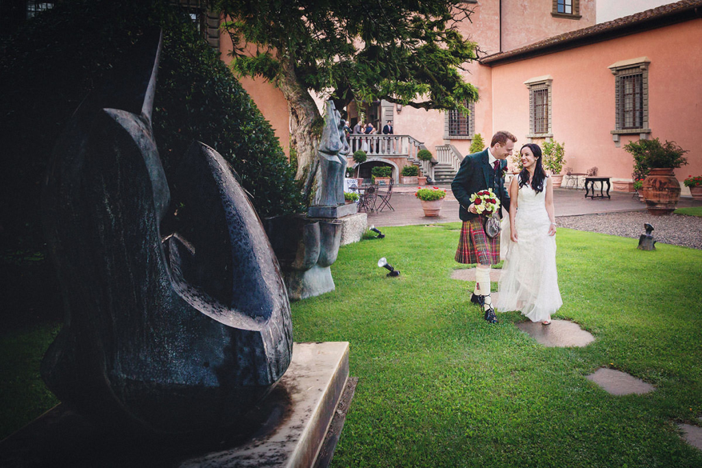 Villa mangiacane wedding venue