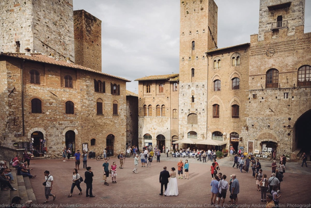 Best Wedding Photographer San Gimignano