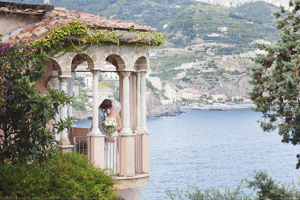 luxury wedding in Ravello