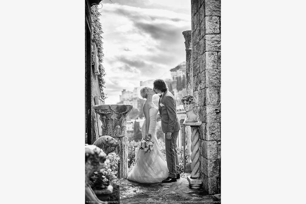 best wedding photographer in Ravello