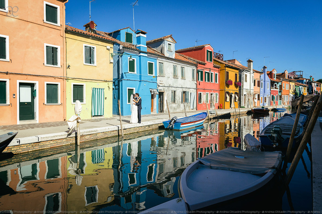 Burano wedding photographer