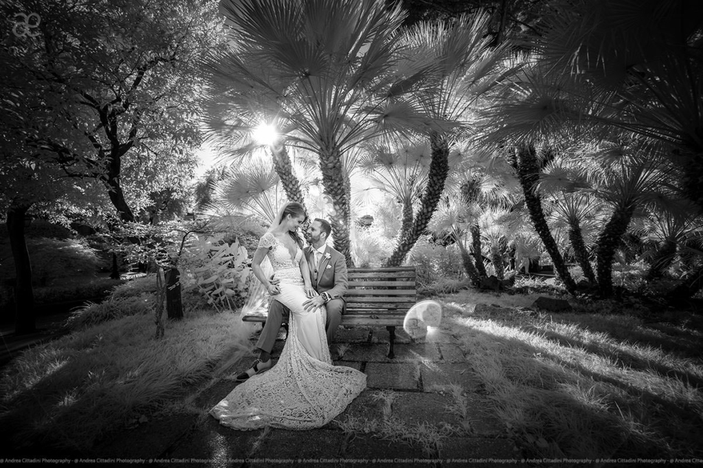 Top infrared wedding photos
