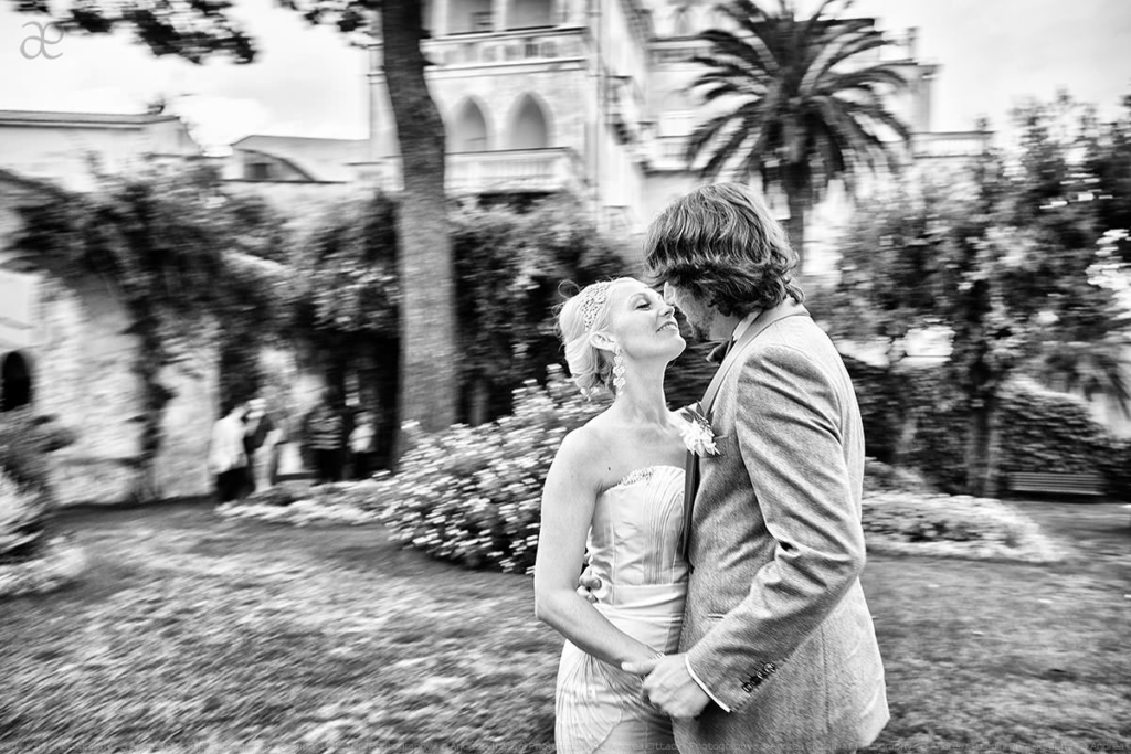 destination wedding in Ravello