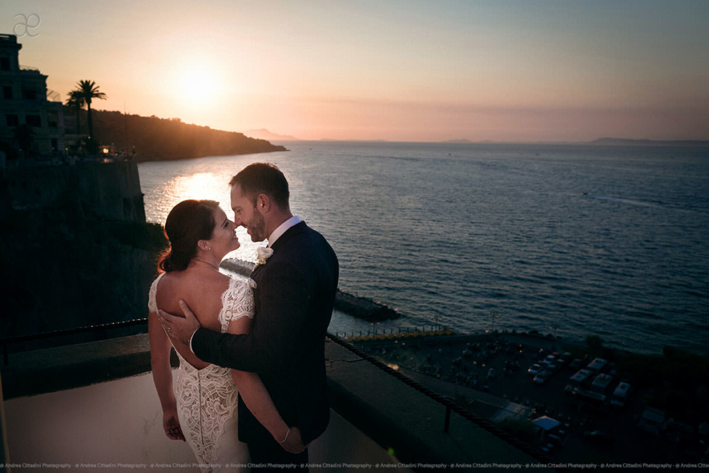 Luxury wedding in Sorrento
