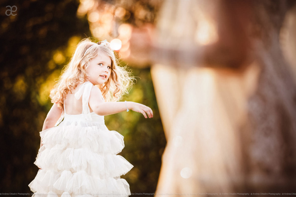 wonderful flowergirl photo