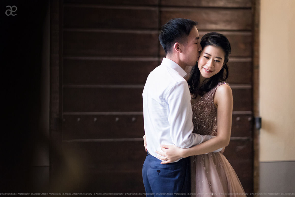 Hong Kong wedding - First Dance Borgo Scopeto