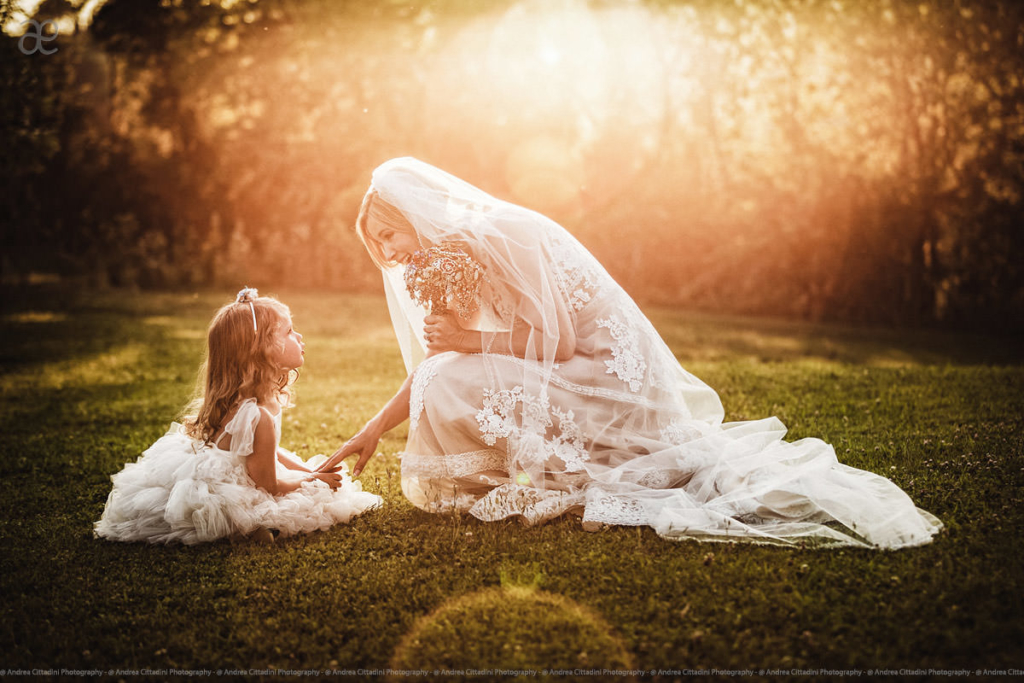 natural light on wedding photography