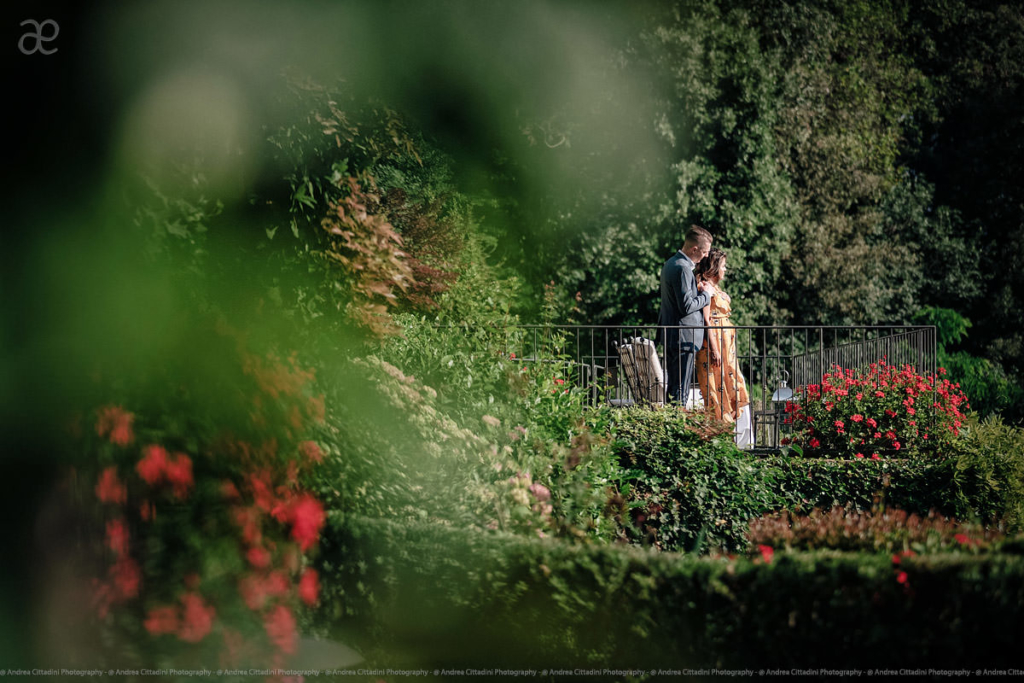 Engagement at Belmond Hotel San Michele