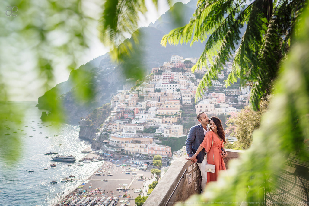 Positano wedding photos