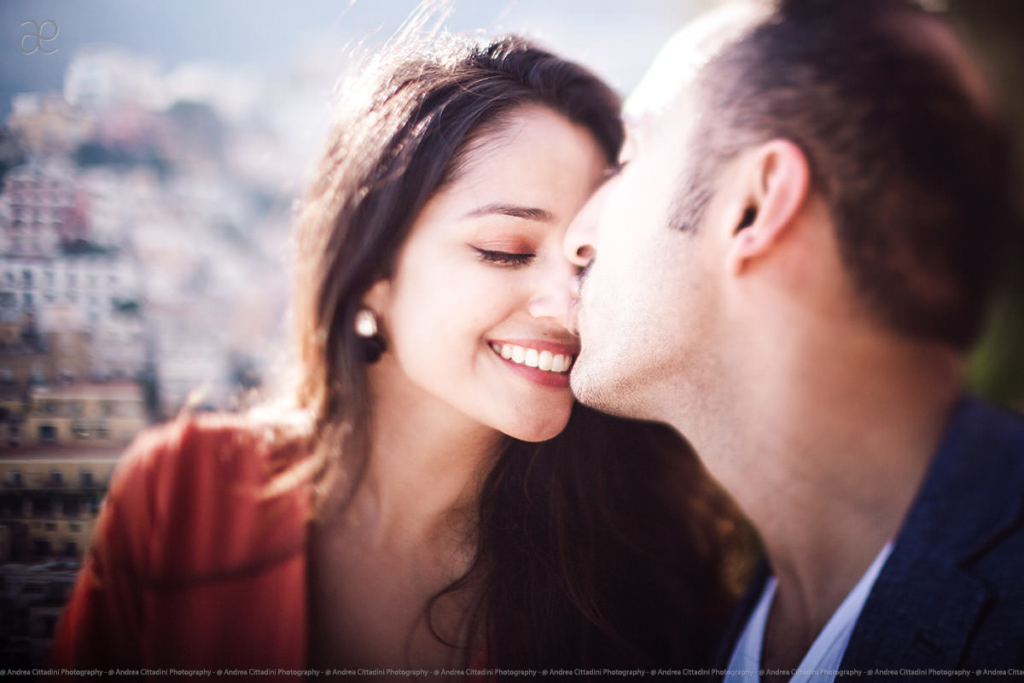 Engagement photographer Ravello