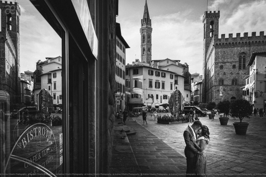 Top Tuscany engagement photographers