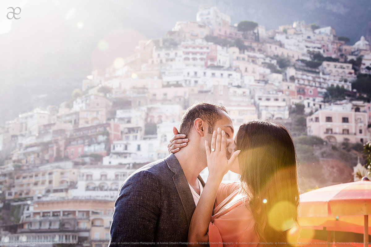Proposal photographer in Amalfi Coast