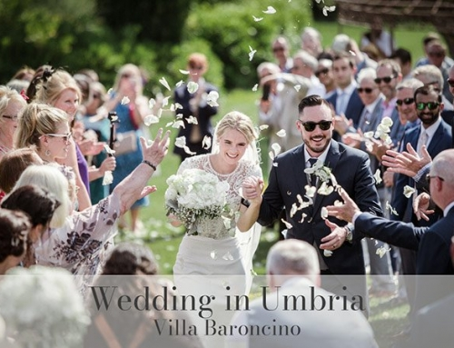 Villa Baroncino wedding