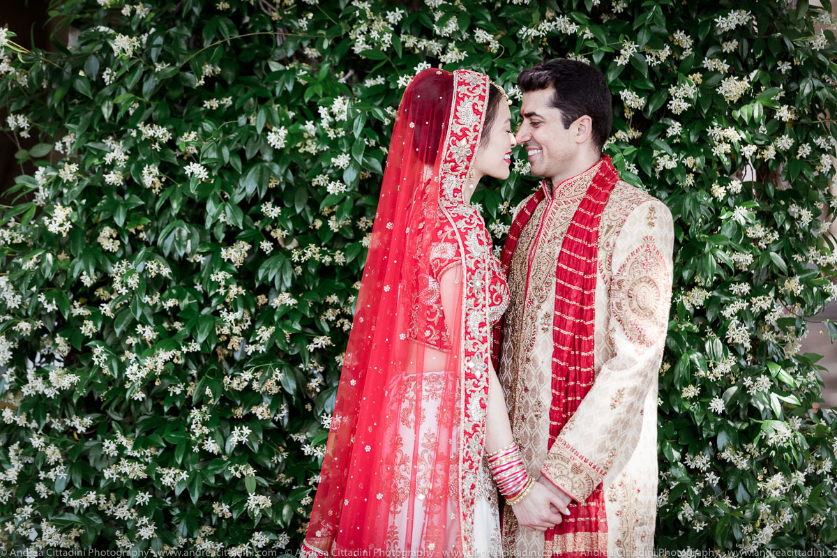Luxury indian wedding in Tuscany
