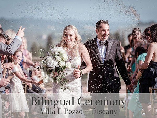 Blog Banner - Bilingual Ceremony in Tuscany