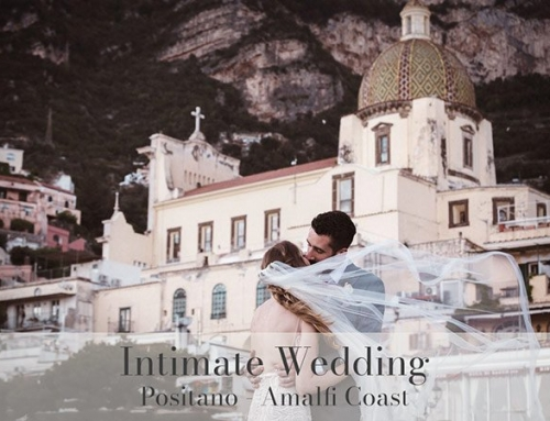 Positano wedding in Cathedral